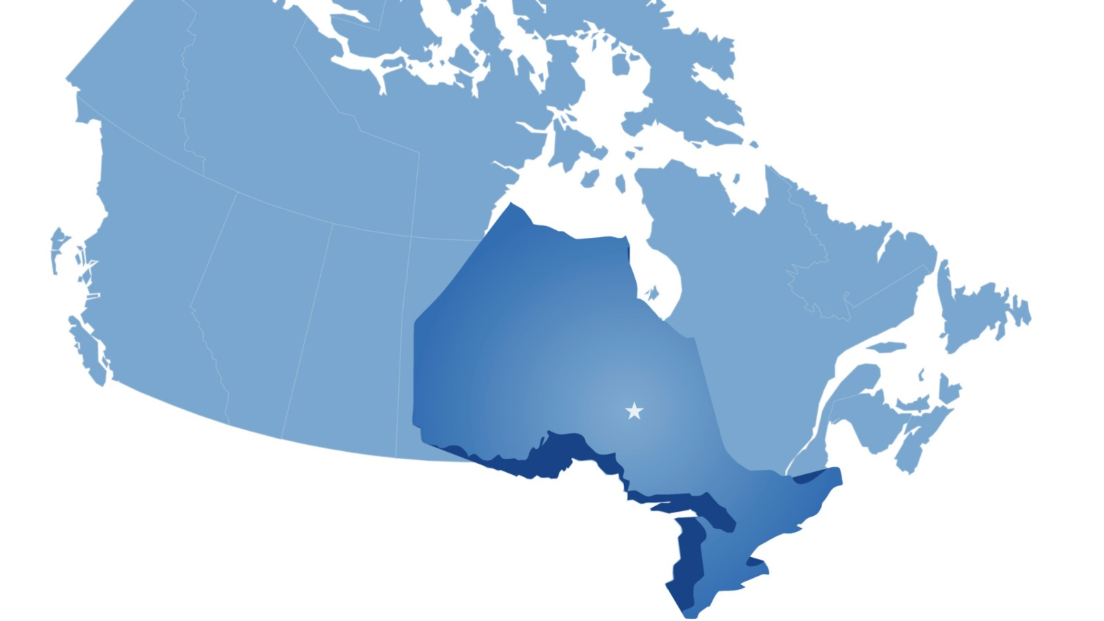 Map Of Canada Ontario Highlighted Changes to Ontario Food Safety Laws Effective 1st July 2018