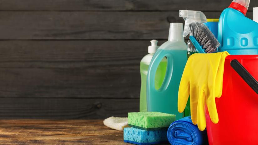 4 Types Of Cleaning Agents And When To Use Them